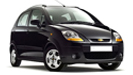 Book a - Chevrolet Spark A/C - with Car Hire in Algarve