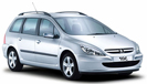 Book a - Peugeot 307 sw Break A/C - with Car Hire in Algarve