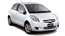 Book a - Toyota Yaris  A/C - with Car Hire in Algarve